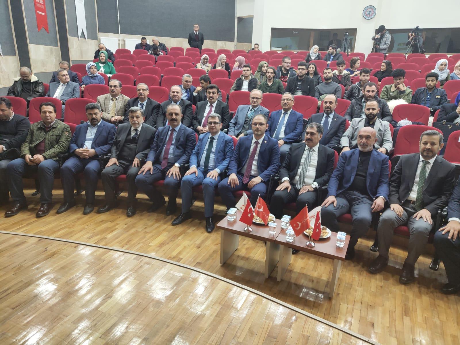 Konya'da Göçmenler Günü Programı Düzenlendi