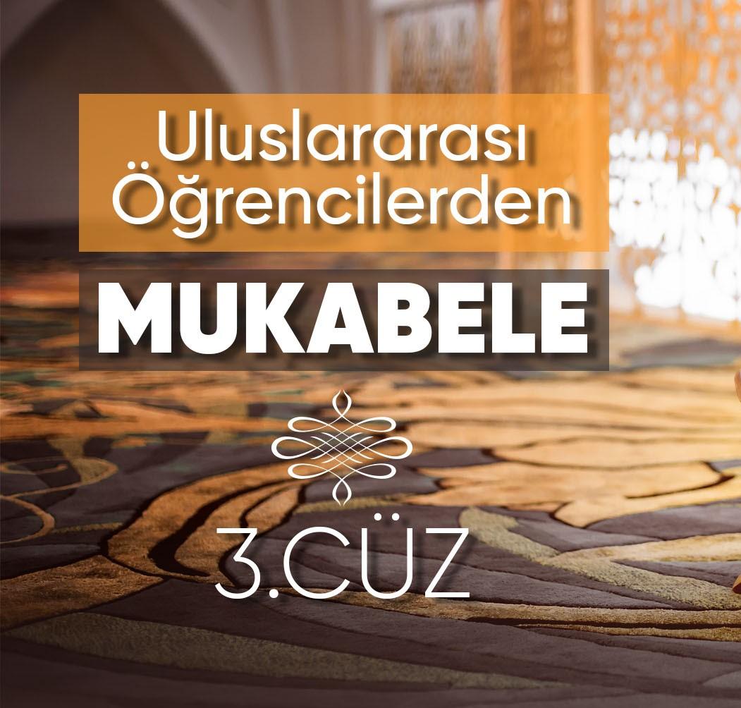 3. Cüz - Makhsut Assan - Kazakistan