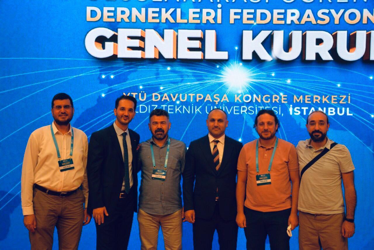 UDEF Genel Kuruluna Katıldık