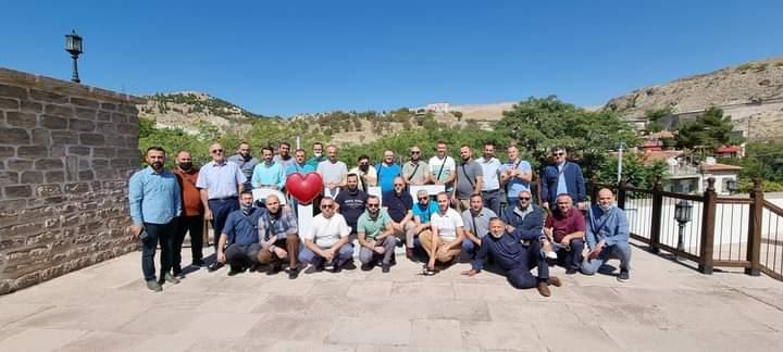 Kosova Bereket Derneği'nden İki Doğu İki Batı'ya Ziyaret